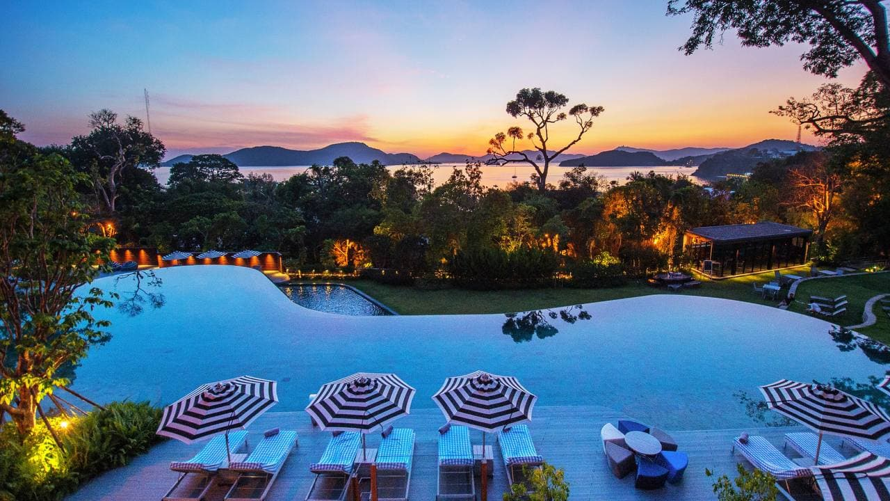 Phuket Sandbox is a fun place to visit in a chic way.